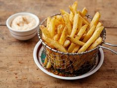 Get Sink the Biz Fries Recipe from Cooking Channel
