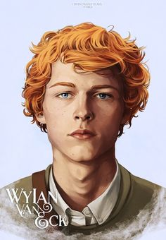 Wylan by cryingmanlytears