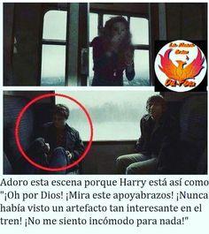 Lol jajajaj xD amo a Harry <3