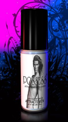 POSSESS™ Pheromone Perfume for the transgendered male to female that desires more seductive power over men and more acceptance in social settings.