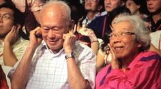 Who knew our founding father, Lee Kuan Yew, was so steadfast in love? Behind Every Successful Man, Lee Kuan Yew, Touching Stories, Founding Fathers, Over The Years, Love Him, Love Story, Truths, Muse