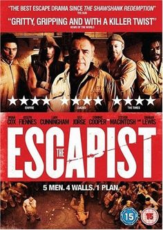 The Escapist [2008] [DVD]: Amazon.co.uk: Brian Cox, Joseph Fiennes, Dominic Cooper, Damian Lewis, Liam Cunningham, Seu Jorge, Steven Mackintosh, Rupert Wyatt: DVD & Blu-ray
