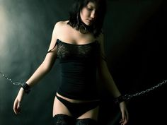 The Beauty of Chains #BDSM