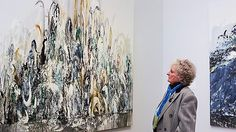 BBC - BBC Arts - Stormy Waters: Maggi Hambling returns to the National