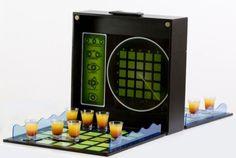 Enigma Battleship Drinking Game