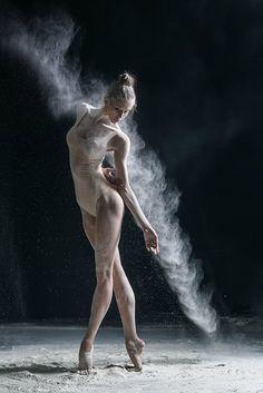 Ballerina Elena Archipova - Photo by Alexander Yakovlev