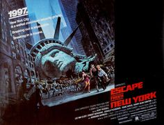 The Code Is Zeek: Out Now Commentary: Escape From New York (1981)