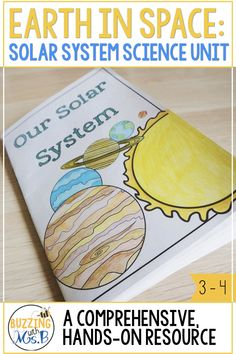 Solar System and Planets Science Unit Planets Activities, Vocabulary Activities, Writing Activities, Fun Activities, Student Teaching, Teaching Science, Teaching Reading, Expository Writing, Planets And Moons