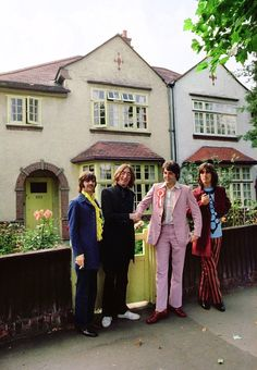 The Beatles #1968 #Mad Day Out