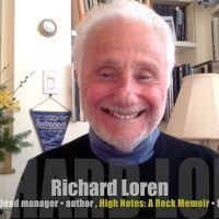 Richard Loren's book hits Jerry Garcia, Jim Morrison High Notes! INTERVIEW by Mr. Media® on SoundCloud