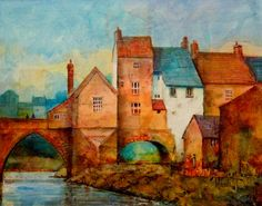 Elvet Bridge Durham City-Malcolm Coils