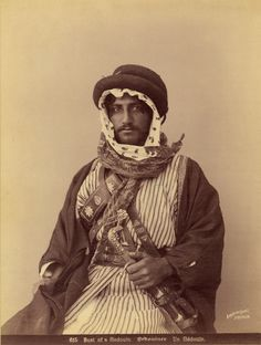 bedouin outfit
