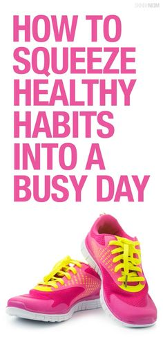 Here's how to keep your healthy habits throughout the day.
