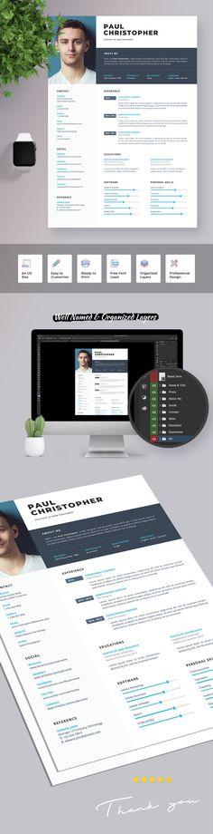 Get the professional resume/cv template for your job application. This template are fully editable and customisable(text, color scheme, photo, & other graphics) Cv Template, Resume Templates, Graphic Design Resume, Resume Cv, Professional Resume, Text Color, Avatar, Color Schemes, Web Design