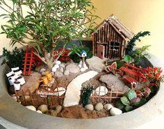 Minyatür Bahçe Nasıl Yapılır? | Çevreci Bahçem