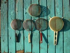 vintage kitchen utensil collection / antique от OldMoscowVintage