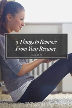 Passive voice, GPA, high school info...Are you making any of these mistakes on your #resume? www.levo.com #jobsearch
