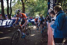 2016 UEC European Cyclocross Chamionships, Pontchatea, France. Thalita de Jong