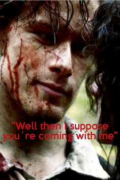 #Outlander Jamie Fraser quote, by Jeanne