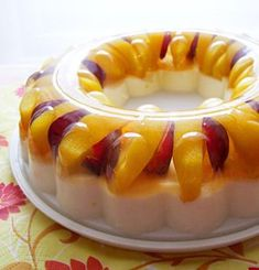 Recipe: Mango Yogurt Peach and Grape Jelly Summary: Whatever your choice, this dessert will always look neat, glossy, and colorful.[...]