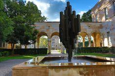 University of Queensland Fountain