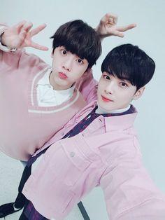 San Ha and Eunwoo| Astro