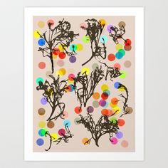 Love 2 Art Print by Garima Dhawan - $18.00