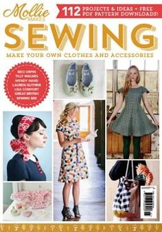Mollie Makes Sewing