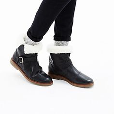 Madewell, The Casey Boot #GIFTWELL  Pinterest  #sweeps  #Paris