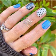 Color Street, Rings, Jewelry, Fashion, Moda, Jewlery, Jewerly, Fashion Styles, Ring