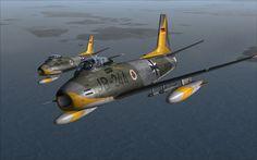 ..._German F-86's