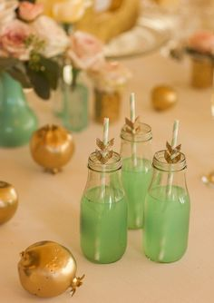 peach and teal baby shower