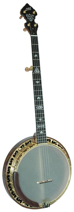 Banjos > 5-String Flathead > Vintage > Celtic CELTIC  VINTAGE FLATHEAD MODELS combines elegant simplicity with classic design and construction to offer a quality hand-made instrument at a modest price. They feature mahogany, walnut, and curly maple tone-woods; aged brass or nickel hardware,