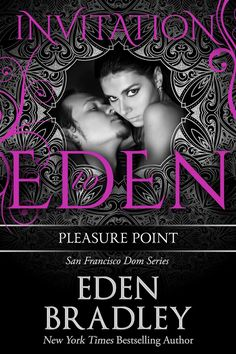 PLEASURE POINT is out now-my story in the epic 26-author Invitation to Eden continuity series! Get all the info here: http://www.invitationtoeden.com/
