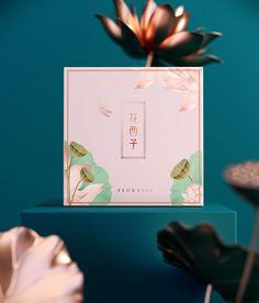 你好大海作品 / 《花西子》品牌包装设计 , 东方彩妆·以花养妆。 on Behance Takeaway Packaging, Food Packaging Design, Cosmetic Packaging, Cute Packaging, Face Design, Box Design, Eid Crafts, Ad Photography, Luxury Packaging