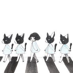 """lovesoup: """" 22/31 catwalk """""""