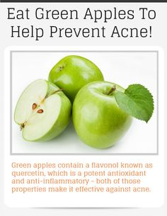 Health & nutrition tips: Green Apples // In need of a detox? 10% off using our discount code 'Pinterest10' at www.ThinTea.com.au