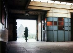 from Glasgow Subway Album by a George Watson. Oh, memories of the walk downhill before the steps to the platform. And the smell - nothing to beat it. Glasgow Subway, Disused Stations, Glasgow Scotland, Australia Living, Train Station, What Is Like, Exterior, Street, City