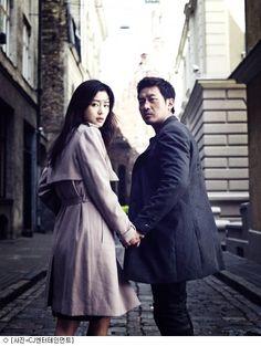베를린, 하정우·전지현 커플 화보,Movie,korea