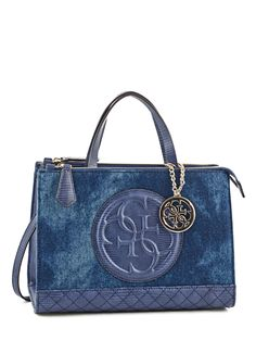 Sac à main korry Guess Denim 406-DS617235