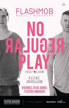 No Regular Play: 19 de abril, 2013.