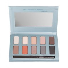 stila in the know eyeshadow palette. My favourite eye shadow! And it's a 2 on the EWG