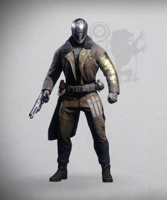 They put Hunter in my Titan! - DestinyFashion