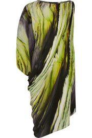 Maria GrachvogelOdyssey printed silk-crepe dress