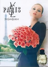 Images de Parfums - Yves Saint Laurent : Paris