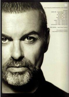George Michael - My future husband-unbeknownst-to-him. :-)