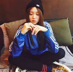 korean, model, and ulzzang image Korean Actresses, Korean Actors, Korea Fashion, Asian Fashion, Lee Sung Kyung Fashion, Weightlifting Fairy Kim Bok Joo, Joo Hyuk, Korean Celebrities, Korean Model