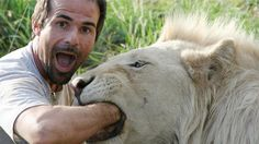Man Attempts To Hug a Wild Lion. What Happens Next Stunned Me | SF Globe