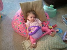 Hip Dysplasia And Spica Cast Help BraceBeanbag ChairBean