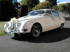 1967 Jaguar S-Type from Abbey Wedding Cars | TQ